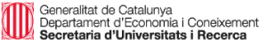 Logo Secretaria d'Universitats